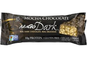 NuGo Dark Protein Bar Mocha Chocolate