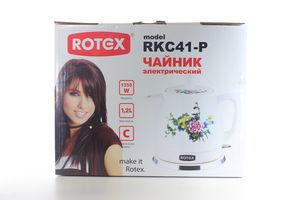 Чайник дисковый RKC41-P Rotex