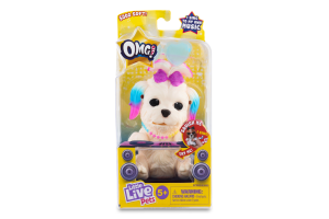 Іграшка для дітей від 5років №26115 Rainbow Pop Little Live Pets OMG Moose Toys 1шт