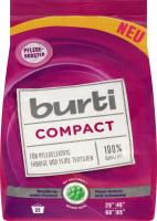Порошок стиральный универсальный Compact Burti 1.1кг