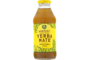 Guayaki Yerba Mate Traditional Terere