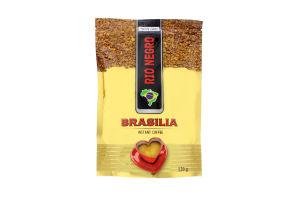 """Кава """"Rio Negro Brasilia """" розчинна субл 120г."""