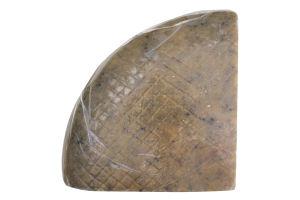 Сир 55% твердий з чорнилом каракатиц Гауда Європейська сироварня кг