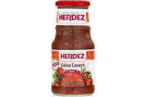 Herdez Salsa Casera Hot