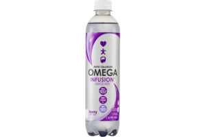 Omega Infusion Enhanced Water Berry