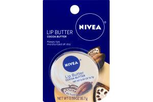 Nivea Lip Butter Cocoa Butter