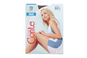 Колготки женские Conte Elegant Solo 70 shade р.4
