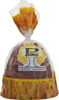 Хліб половинка в нарізці Слов'янський Рома м/у 0.325кг