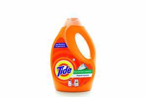 Засіб Tide для прання Альпійська свіжість рідк 1,105л х4