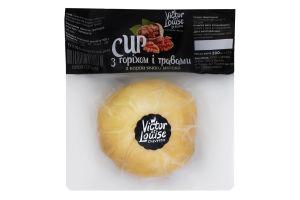 Сир 40% з горіхами і травами Victor et Louise кг