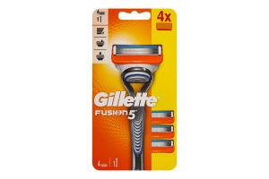 Бритва зі змінними касетами Fusion5 Gillette 1шт