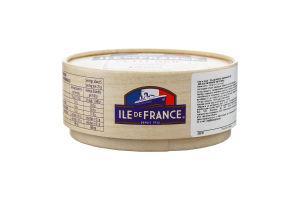 Сир 50% м'який Petit Brie Ile de France к/у 125г