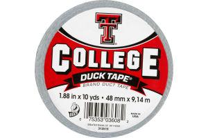 Duck Tape College Texas Tech