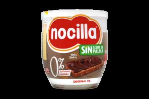 Nocilla паста шоколадно-горіхова БЕЗ ЦУКРУ Оригінальна с/б, 190г/12шт