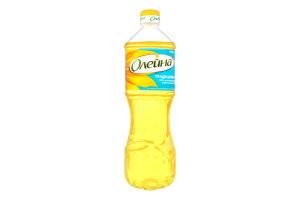 Олія соняшникова рафінована Традиційна Олейна п/пл 0.85л