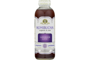 GT's Kombucha Organic & Raw Lavender Love
