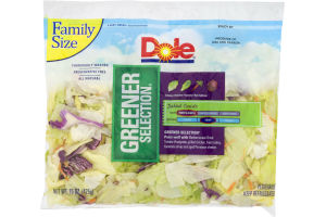 Dole Greener Selection Salad