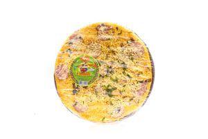 Піца ВАМ 380г ковбаса гриби