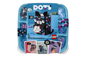 Конструктор для детей от 6лет №41924 Secret Holder Dots Lego 1шт