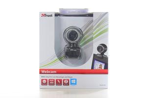 Камера комп'ют.Trust Ex.W.BLCK-SLVR17003