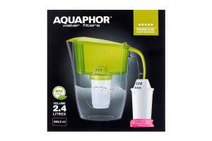 Фільтр для води 2.4л №Р1552А5F Аквафор 1шт