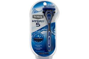 Schick Hydro 5 Razor with Cartridges