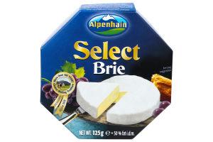 Сир 50% Select Brie Alpenhain к/у 125г