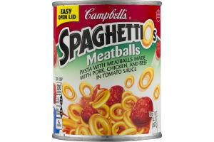 Campbell's SpaghettiO's Meatballs