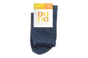 Носки детские Дюна 471 демисез меланж джинс р18-20