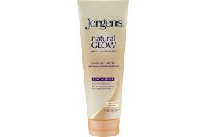 Jergens Natural Glow Daily Moisturizer Fair to Medium Skin Tones