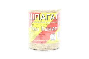 Шпагат пакувальний Пан Канат бобіна 60м