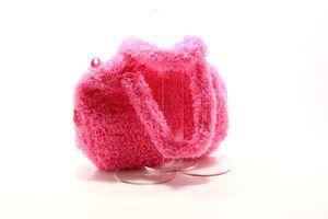 Сумка детская розовая №118405 SKY 1шт