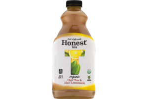 Honest Tea Organic Half Tea & Half Lemonade