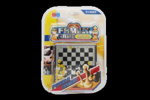 Игры настольные шахматы/нарды в ассорт HY715A-3