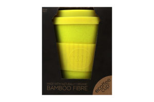 Чашка Ecoffee Cup Regular бамбуковая 340мл D-05