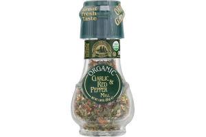 Drogheria & Alimentari Organic Garlic & Red Pepper Mill