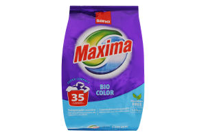 Порошок стиральный Maxima Bio Sano 1.25кг