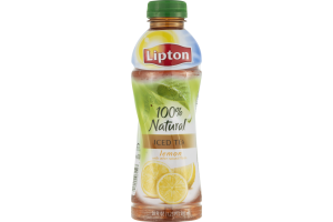 Lipton 100% Natural Green Tea Lemon