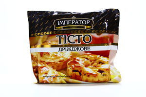 Тесто дрожжевое Император Вкуса м/у 1кг