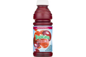 Tropicana Juice Beverage Cranberry