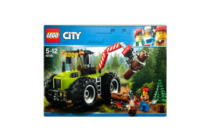 LEGO® City Great Vehicles Лесной трактор 60181