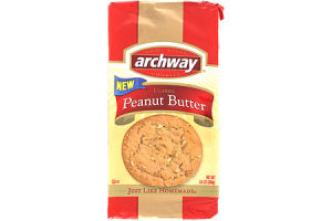 Archway Classic Peanut Butter Cookies