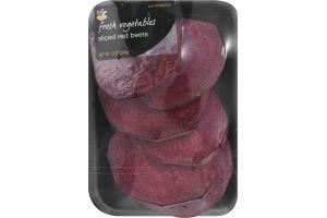Ahold Fresh Vegetables Red Beets Sliced