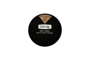 Пудра компактная Anti-Shine №33 Isadora 10г