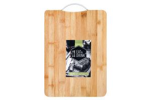 Доска кух Eat&Drink разделочная бамбук 36*25,5*1,8