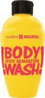 Mades Recipes гель д/душу Spicy Sensation 400мл