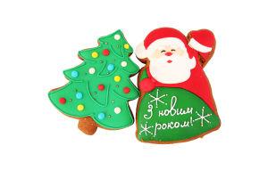 Набор пряников СмакоТая Тайна Деда Мороза