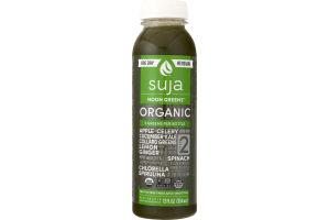 Suja Organic Renewal Step 2 Fruit & Vegetable Juice Smoothie Noon Greens