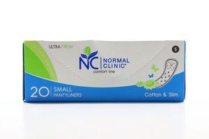 Прокладки ежедневные Comfort Ultra Fresh S Normal Clinic 20шт