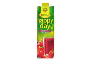 Нектар Happy Day клубника